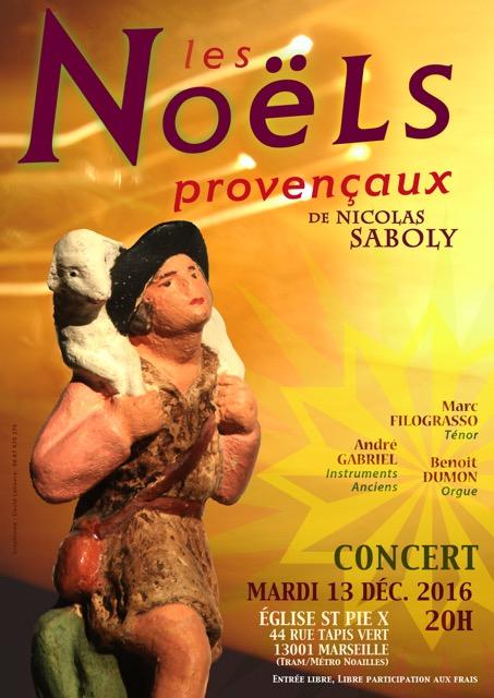 Les Noëls Provençaux de Nicolas Saboly