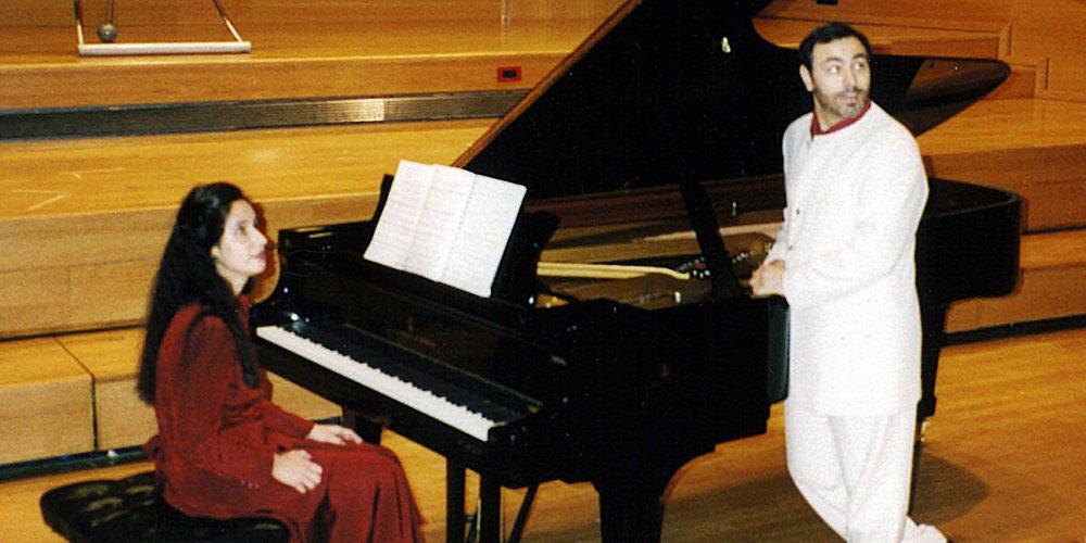 Isabelle Poulenc & Marc Filograsso